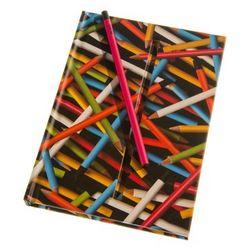 Hidden Pencil Notebook and Pencil