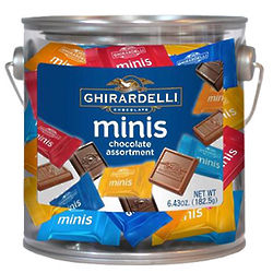 Mini Assorted Chocolates Gift Bucket