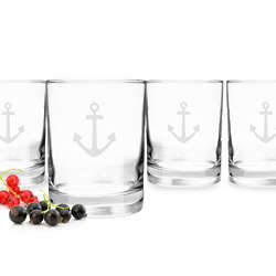 Anchor Drinking Glasses