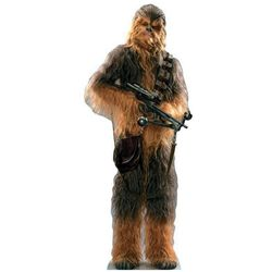 Star Wars Chewbacca Cardboard Movie Standup
