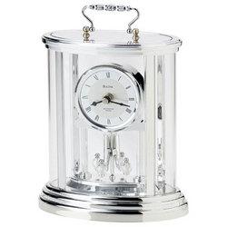 Amesbury II Anniversary Mantel Clock