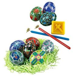 Ukrainian Egg Decorating Kit
