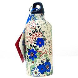 Inky Florals Water Bottle