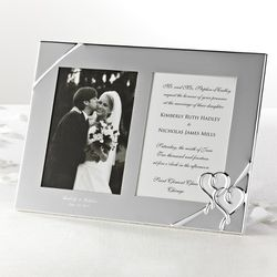 Lenox True Love Invitation Frame
