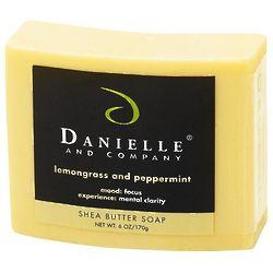 Organic Lemongrass and Peppermint Bar Soap