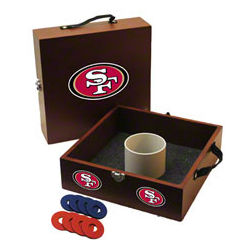 San Francisco 49ers Washer Toss