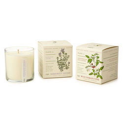 Plant the Packaging Herb or Veggie Candle