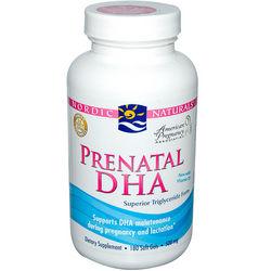 Prenatal DHA Dietary Supplement