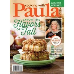 Cooking with Paula Deen 6-Issue Magazine Subscription