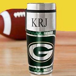 Personalized Green Bay Packers Tumbler