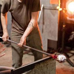 Glass Blowing Class in Philadelphia for 1