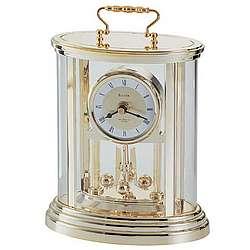 Amesbury I Anniversary Mantel Clock