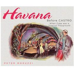 Havana Before Castro Book