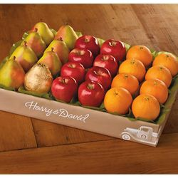 Organic Giant Triple Treat Collection Gift Box
