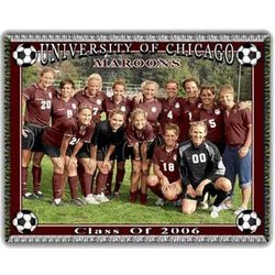 Prestige Full Color Team Photo Blanket