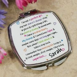 Not So Perfect Compact Mirror