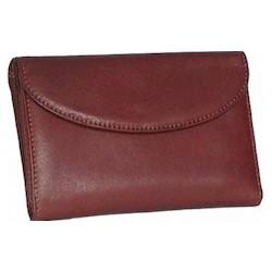 Double Flap Wallet