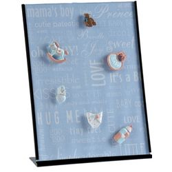Sweet Words Baby Boy Magnet Board