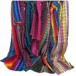 Handloomed Cotton San Antonio Guatemalan Scarf