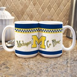 University of Michigan Gameday Mug Set