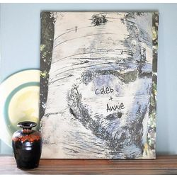 Tree of Love Gallery Wrapped Canvas
