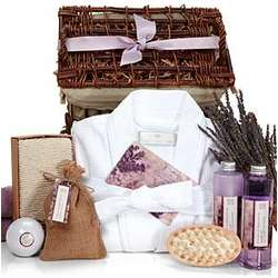 Superior Lavender Relaxation Spa Set