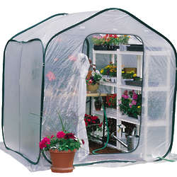 Portable Springhouse Greenhouse