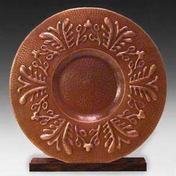 Teisselinck Copper Plaque