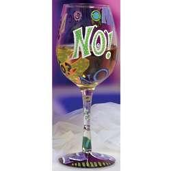 No Wine Glass