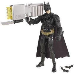 Batman The Dark Knight Rises Large-Scale Batman Figure