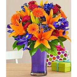 Birthday Carnival Bouquet