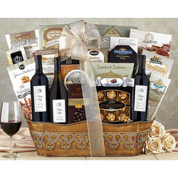 Stag's Leap Wine Cellars Collection Gift Basket