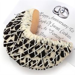 Oreo Cookies and Cream Giant Fortune Cookie