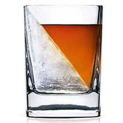 Whiskey Wedge Shot Glass and Mold