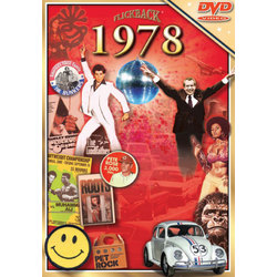 1978 Your Fabulous Year! DVD