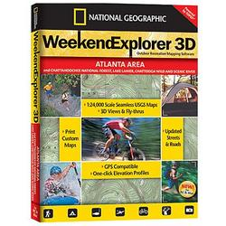 Weekend Explorer 3D - Atlanta Area