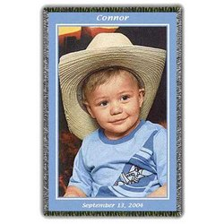 Prestige Infant Mini Photo Throw