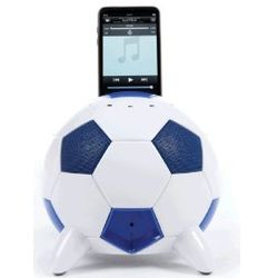 Mi-Soccer 2.1 Stereo Speakers and Docking Station for iPod