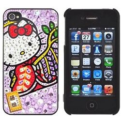 Kimono Hello Kitty iPhone Case