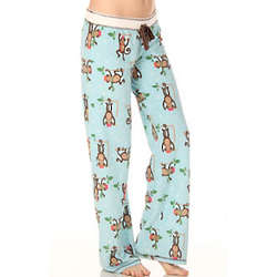 Monkeying Around Pajama Pants