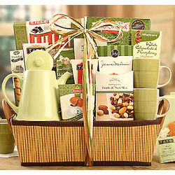 Tazo Tea and Sweets Gift Basket