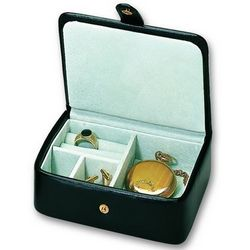 Men's Leather Accessories Box
