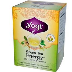 Energy Enhancing Green Tea