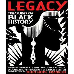 Legacy: Treasures of Black History Book