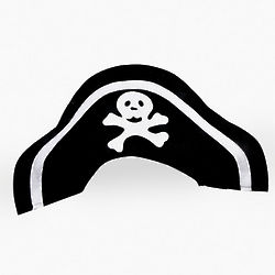 Child's Pirate Hats