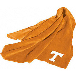 Tennessee Volunteers Fleece Throw