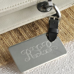Personalized VIP Luggage Tag for Her