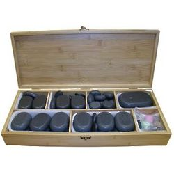 Hot Stones 64 Piece Box Set