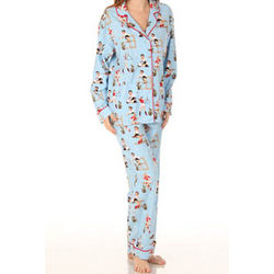 Cowgirl Cutie Flannel Pajama Set
