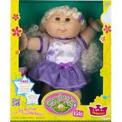 Cabbage Patch Kids Caucasian Blonde Princess Doll